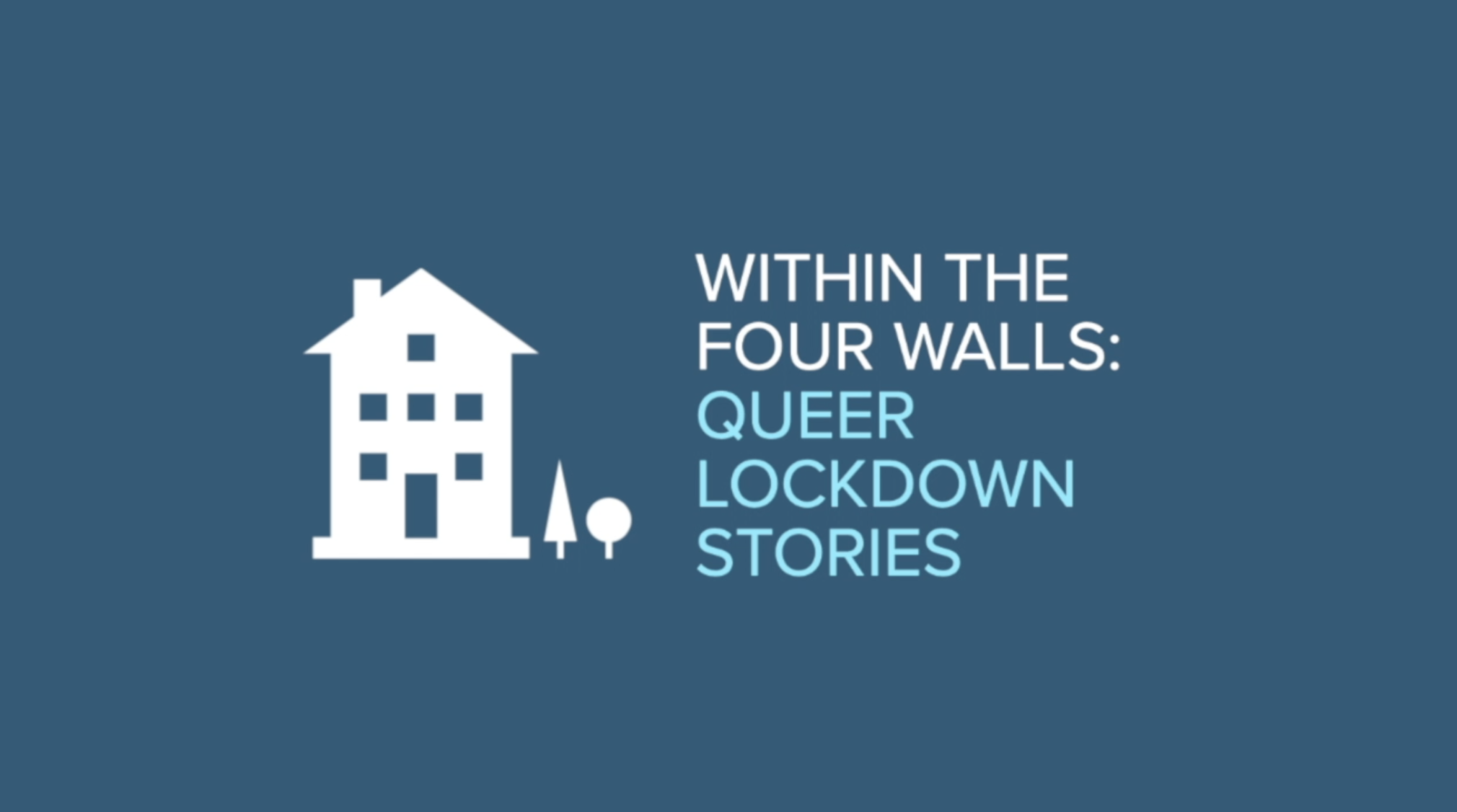 Within the four walls logo